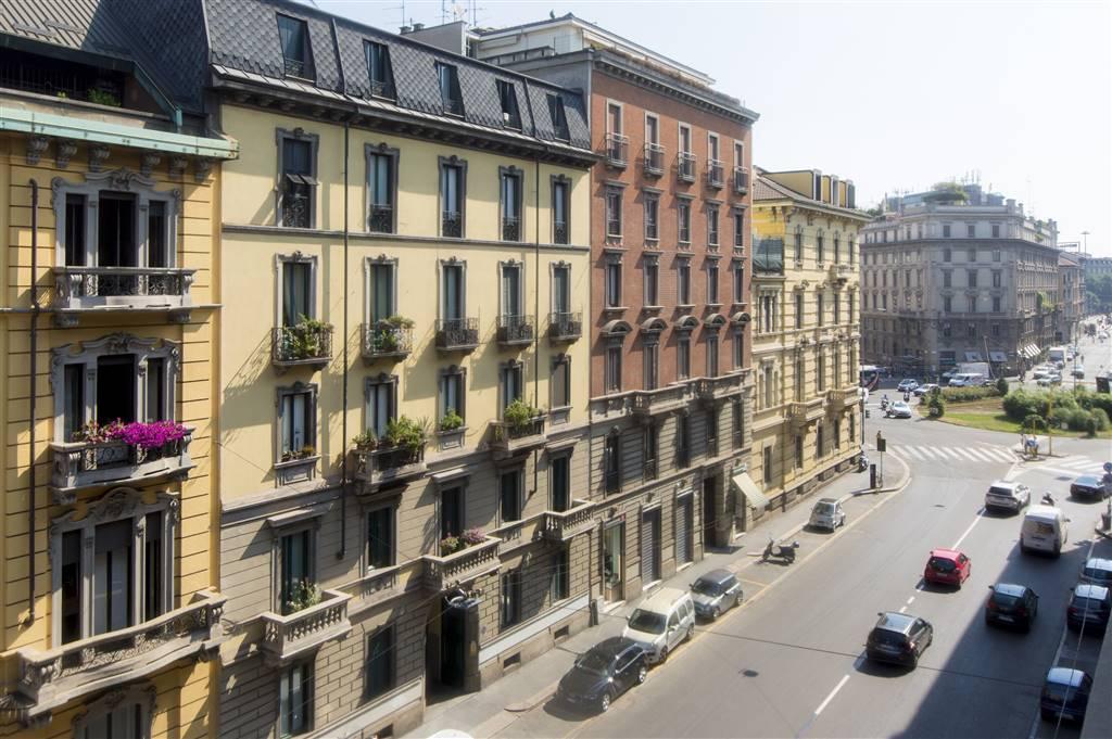 Mansarda, Milano