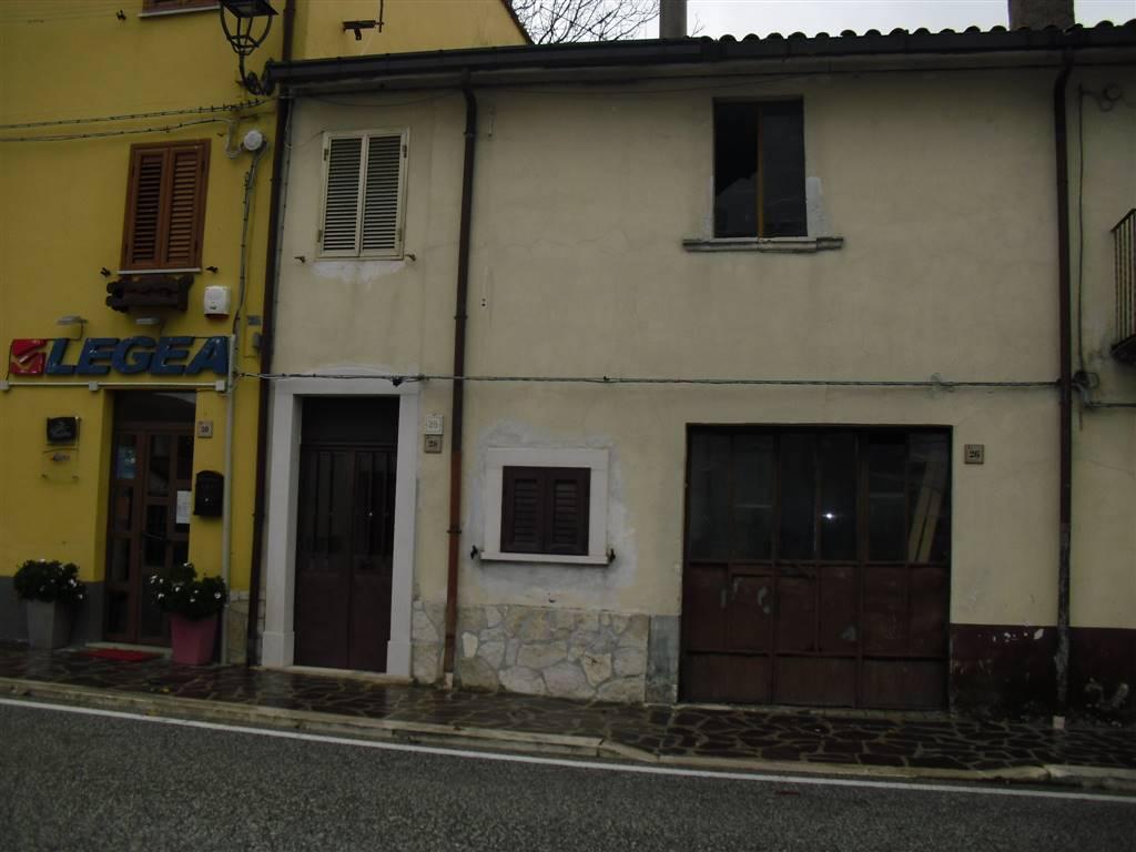 Terratetto in Via Roma 28, Rionero Sannitico