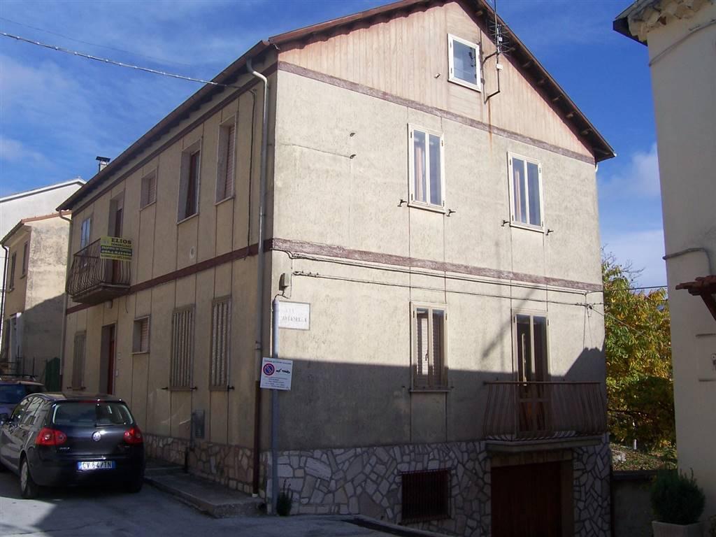 Casa singola in Via Santa Liberata, San Pietro Avellana