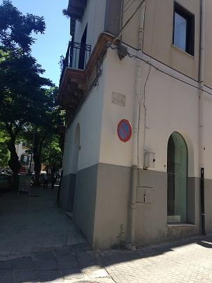 Locale commerciale, Caltanissetta