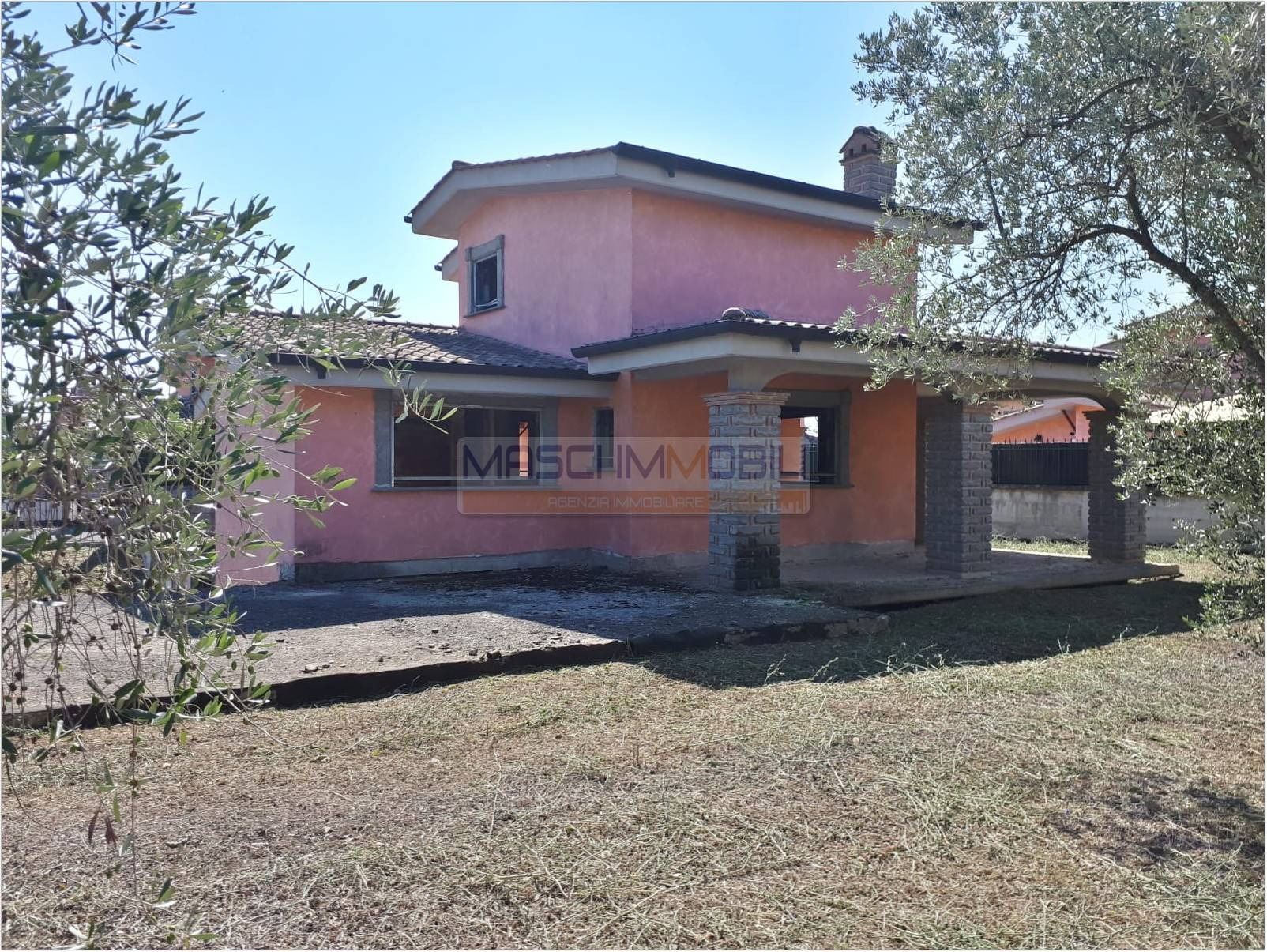Villa in vendita a Fiano Romano, 5 locali, prezzo € 190.000 | CambioCasa.it