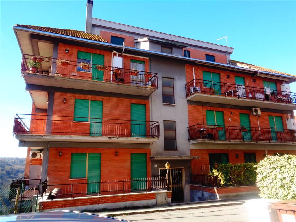 Trilocale in Via A. Moro 9, Civitella San Paolo