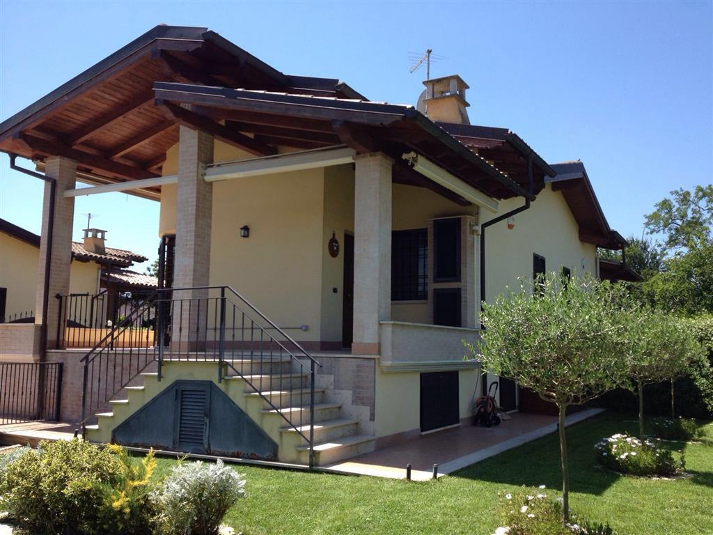 Bifamiliare in Via Del Tevere 17f, Fiano Romano