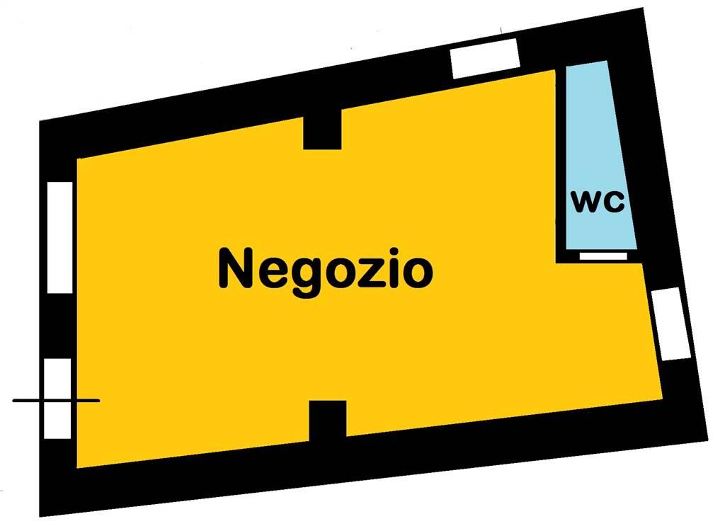 Negozio / Locale in affitto a Fiano Romano, 1 locali, prezzo € 350   CambioCasa.it