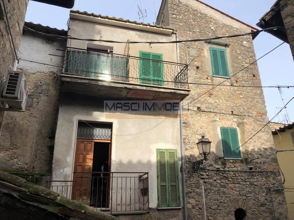Appartamento in vendita a Civitella San Paolo, 4 locali, prezzo € 18.000 | CambioCasa.it