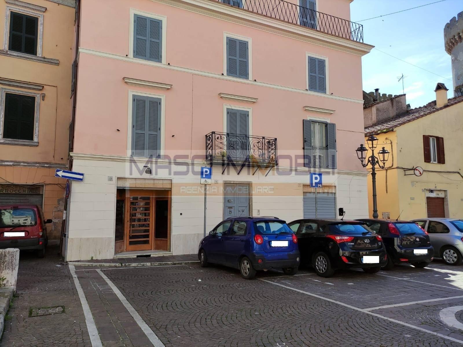 Negozio / Locale in affitto a Fiano Romano, 1 locali, prezzo € 400   CambioCasa.it