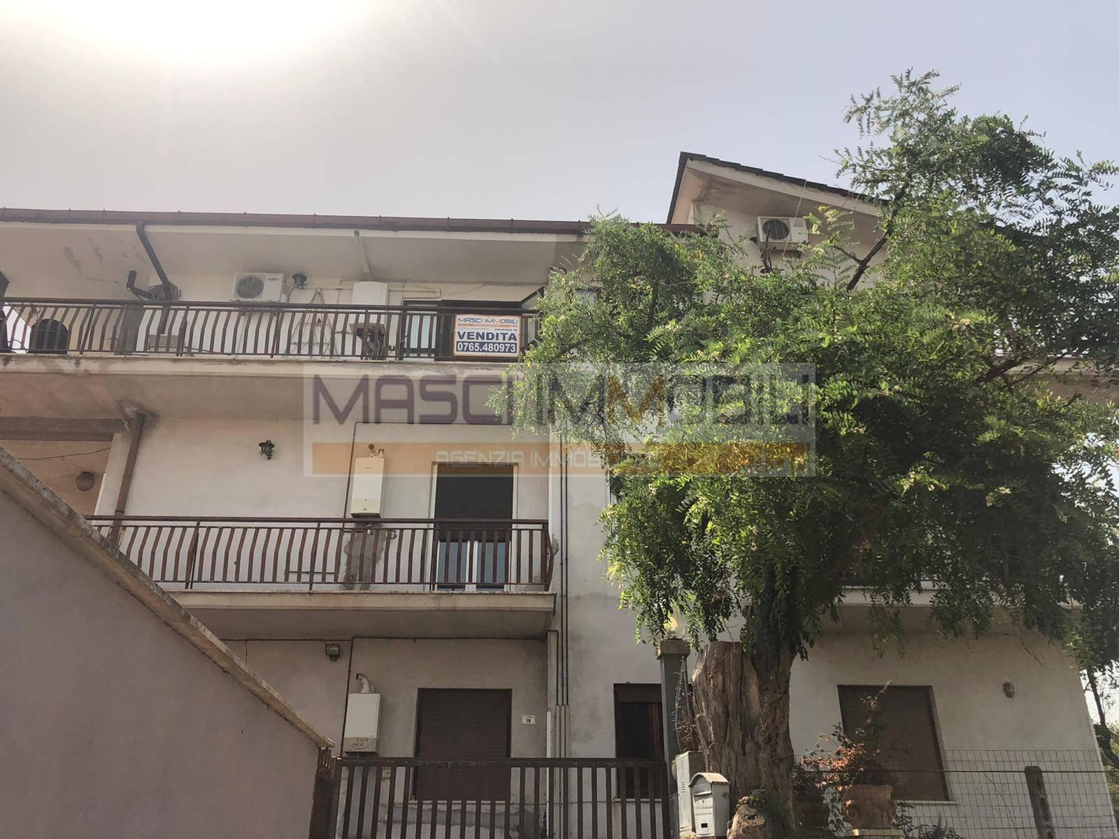 Appartamento in vendita a Fiano Romano, 4 locali, prezzo € 140.000 | CambioCasa.it