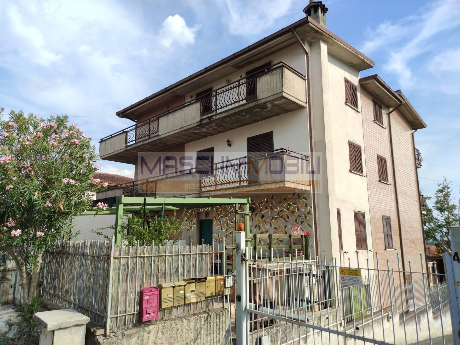 Appartamento in vendita a Capena, 3 locali, prezzo € 109.000 | CambioCasa.it