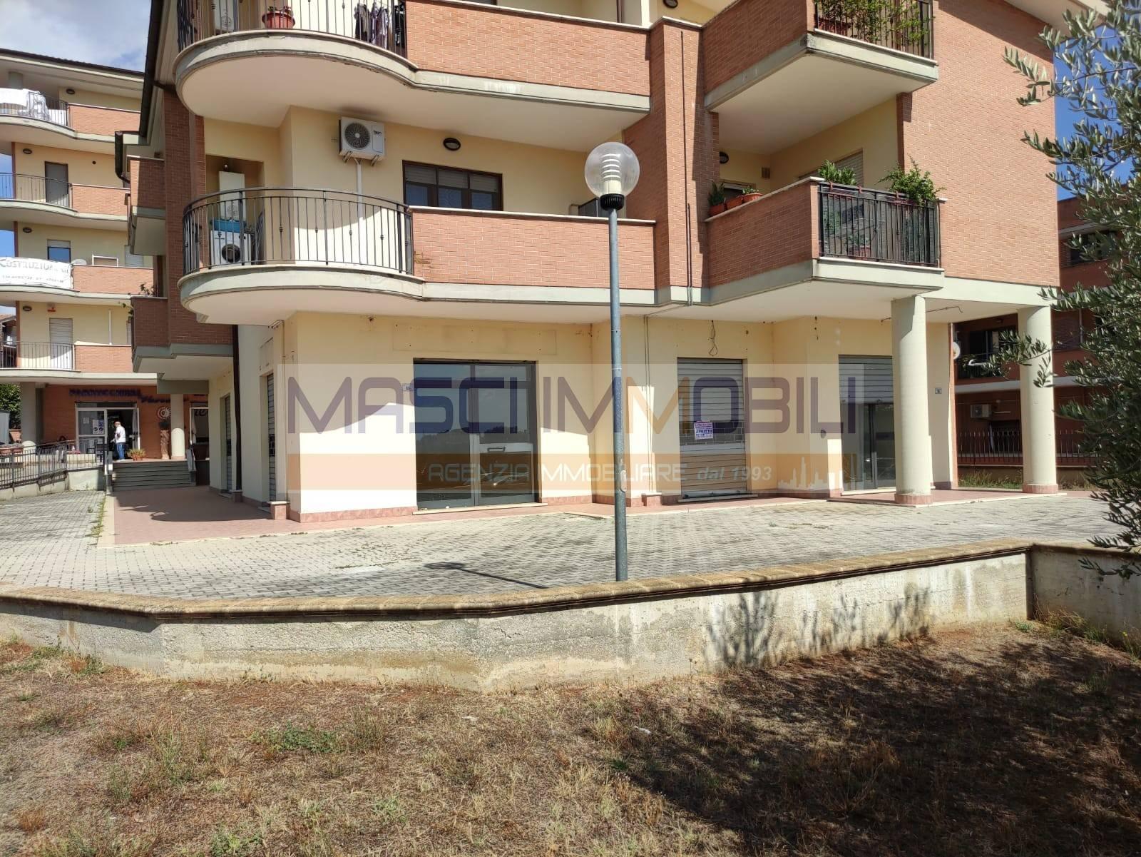 Negozio / Locale in affitto a Fiano Romano, 1 locali, prezzo € 1.000   CambioCasa.it