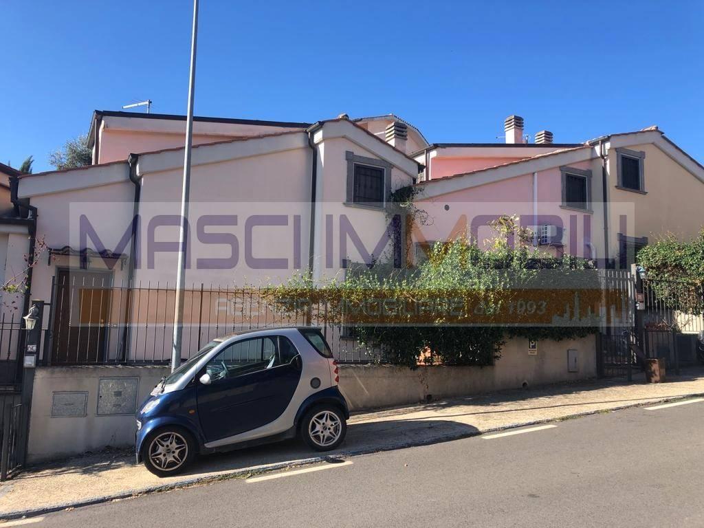 Villa a Schiera in vendita a Capena, 3 locali, prezzo € 105.000 | CambioCasa.it