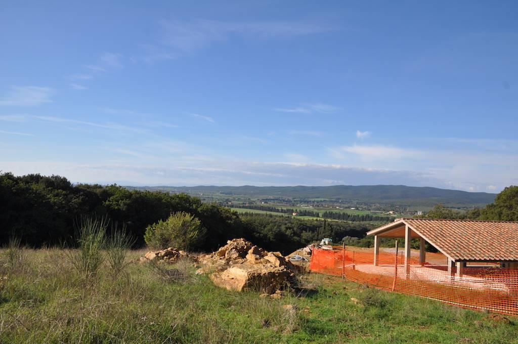 Rustico casale, Massa Marittima, in nuova costruzione