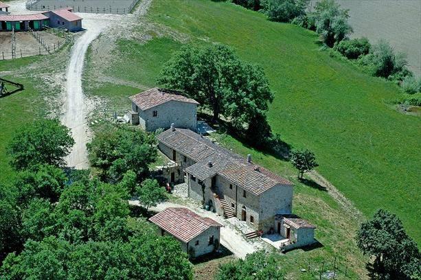 Azienda agricola, Casole D'elsa, ristrutturata