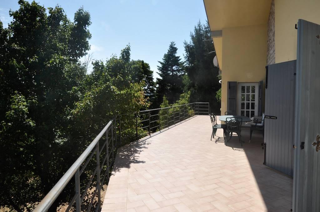 Villa, Montieri, ristrutturata