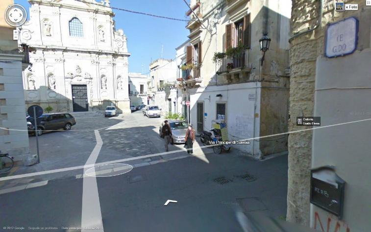 Ristorante / Pizzeria / Trattoria in affitto a Lecce, 6 locali, zona Zona: Centro storico, prezzo € 1.400 | CambioCasa.it