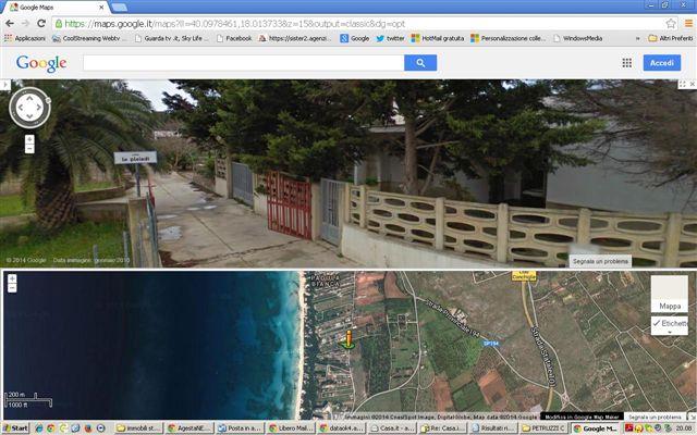Villa Bifamiliare in affitto a Gallipoli, 4 locali, zona Località: PADULA BIANCA, prezzo € 150 | CambioCasa.it