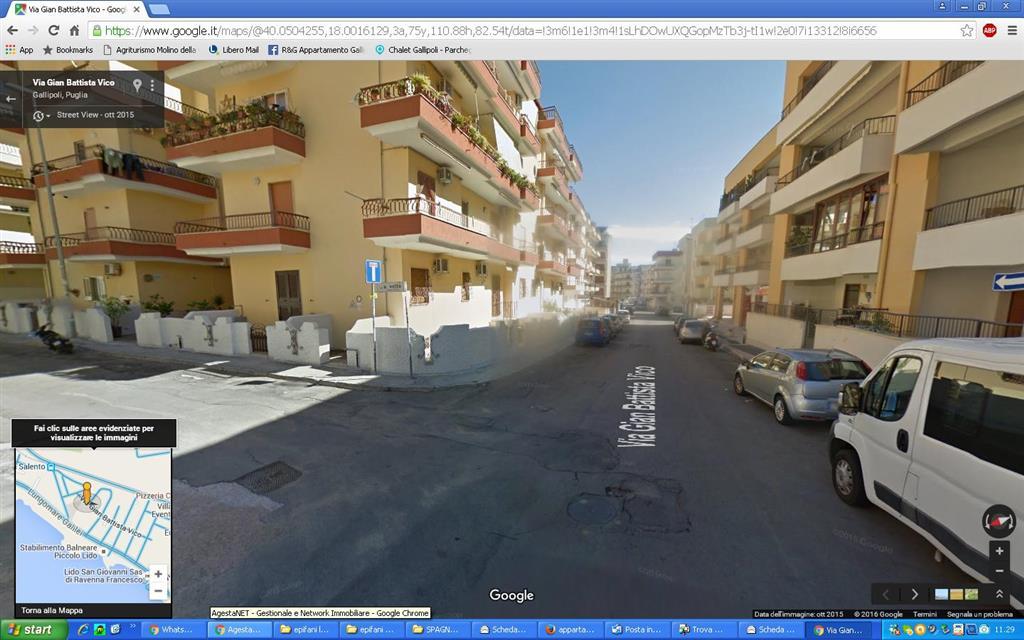 Appartamento in affitto a Gallipoli, 4 locali, zona Località: LIDO SAN GIOVANNI, prezzo € 900 | CambioCasa.it