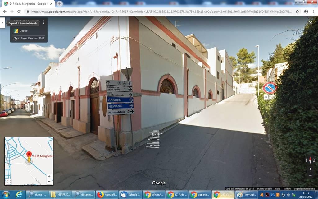 Appartamento in affitto a Sannicola, 5 locali, prezzo € 400   CambioCasa.it