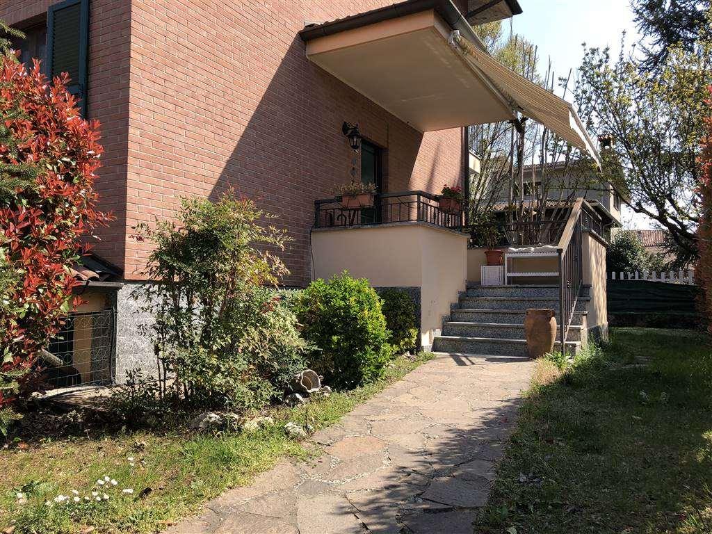Villa a schiera in Via Matteotti, Cura Carpignano