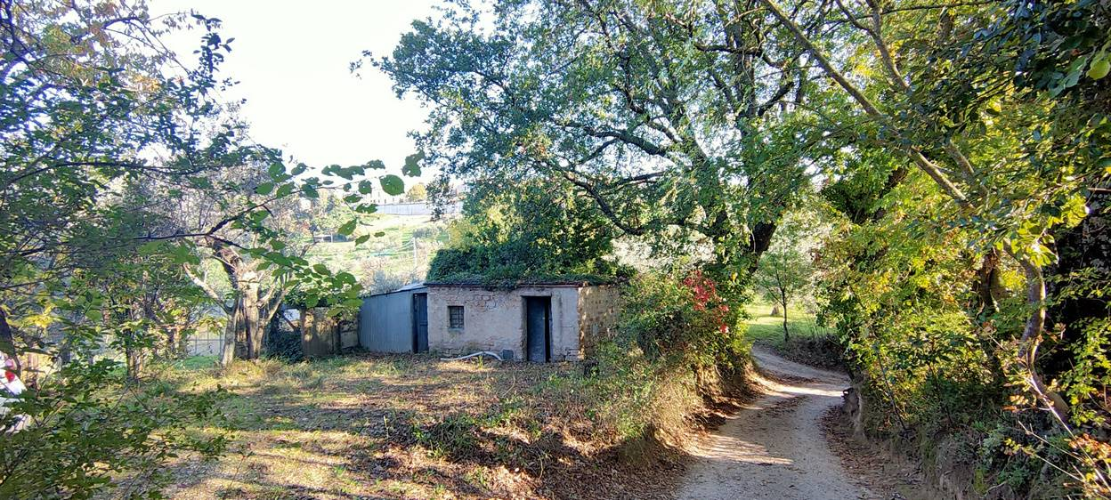 MONTEBUONO, Plot of land for sale of 30 Sq. mt., Be restored, Energetic class: G, placed at Ground, composed by: 1 Room, Parking space, Garden