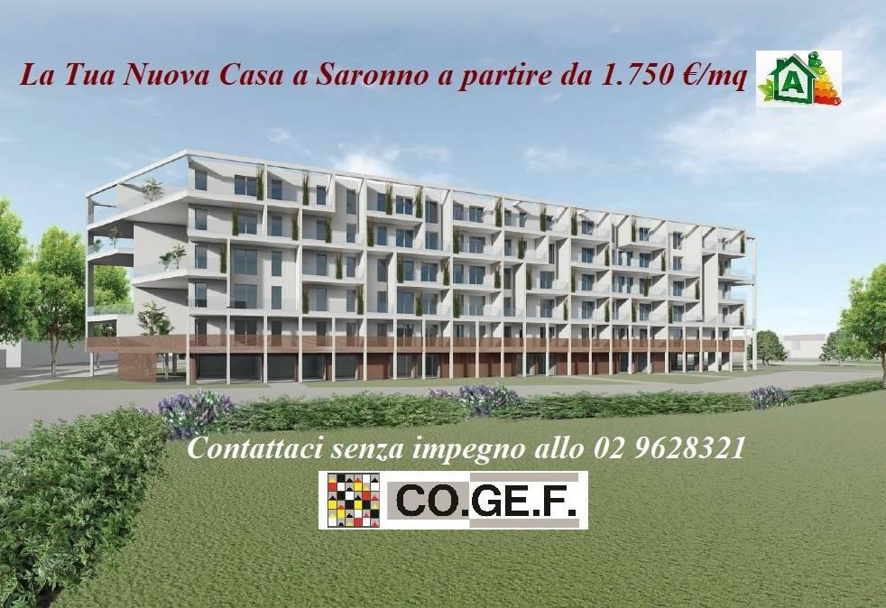 Altro in vendita a Saronno, 4 locali, zona Località: OSPEDALE, prezzo € 254.000   PortaleAgenzieImmobiliari.it