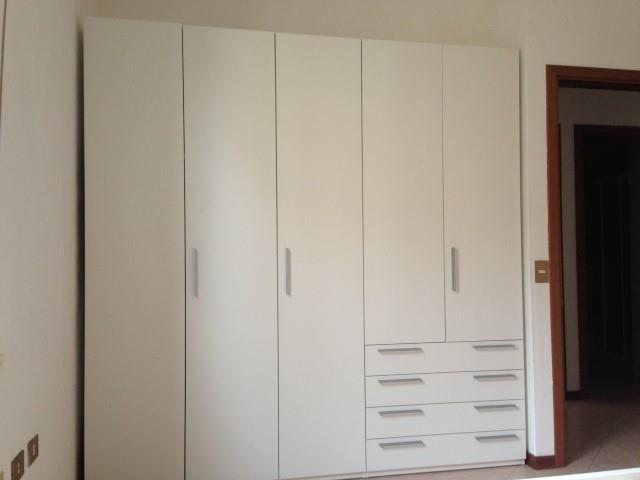 armadio camera singola
