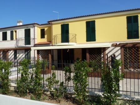 Appartamento indipendente, Sirolo, in nuova costruzione