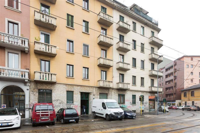 Magazzino in Via Merzario 9, Città Studi, Lambrate, Udine, Loreto, Milano