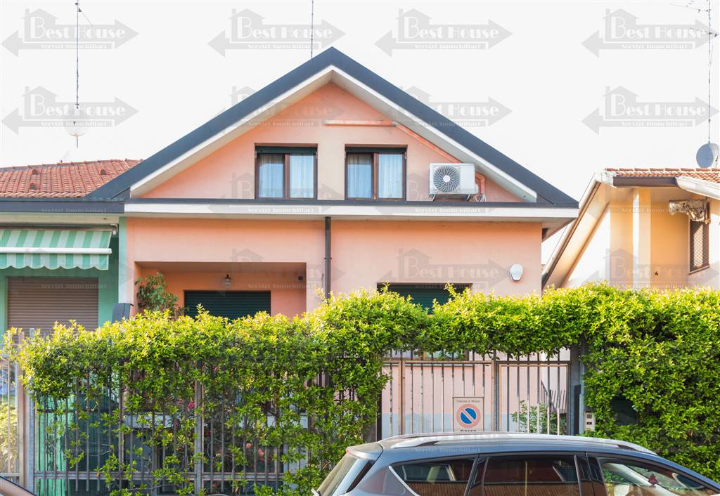 Villa in Via Asiago, Milano