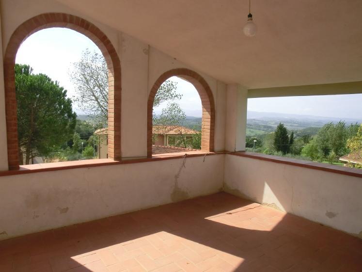 Rustico / Casale in vendita a Peccioli, 10 locali, zona Zona: Legoli, prezzo € 470.000 | CambioCasa.it