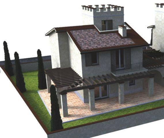 Villa in vendita a Capannoli, 6 locali, prezzo € 360.000   CambioCasa.it