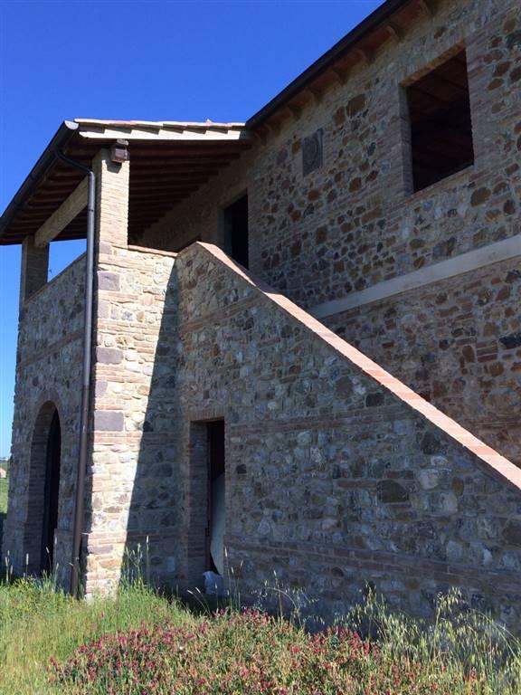 Villa, Lajatico, ristrutturata