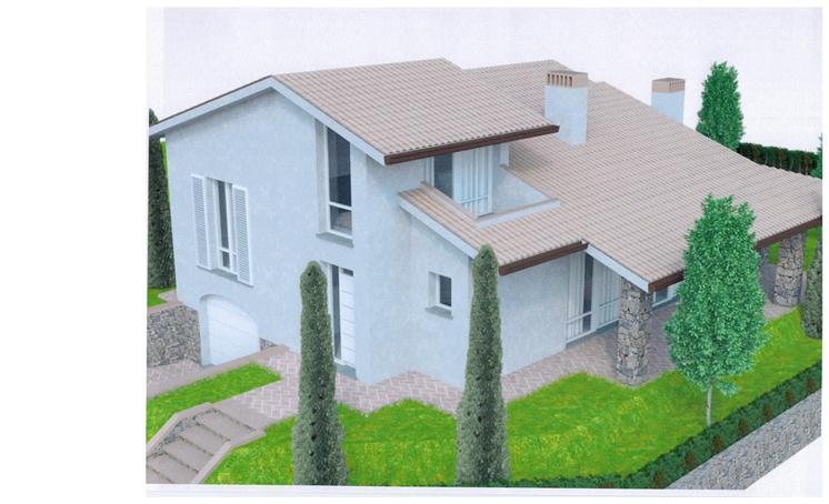 Villa in vendita a Capannoli, 7 locali, zona Zona: Solaia, Trattative riservate | CambioCasa.it