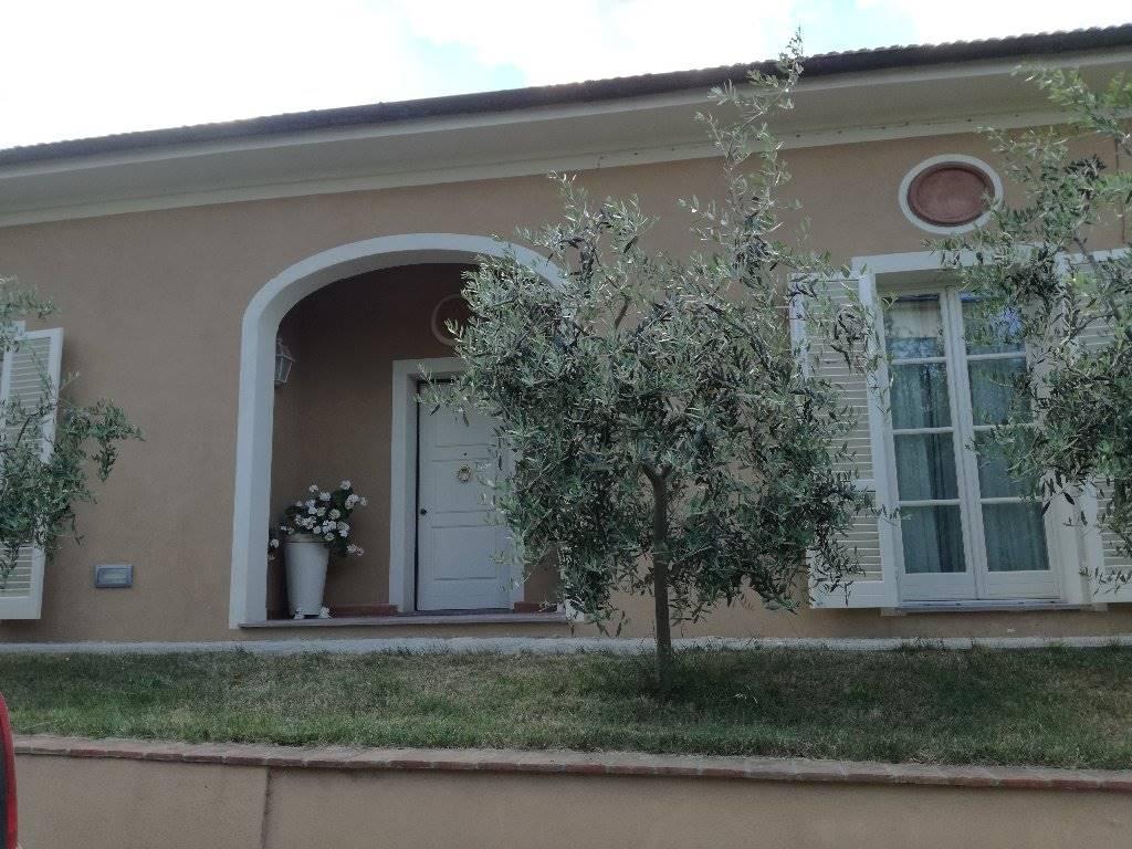 Villino, San Pietro Belvedere, Capannoli, ristrutturato