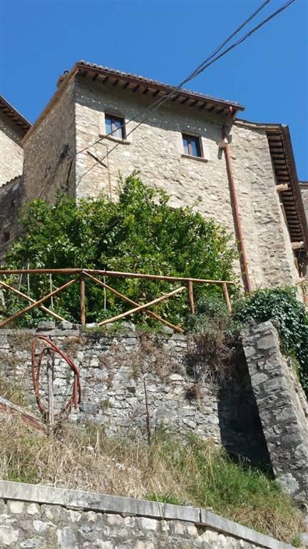 Soluzione Indipendente in vendita a Vallo di Nera, 2 locali, prezzo € 48.000   CambioCasa.it