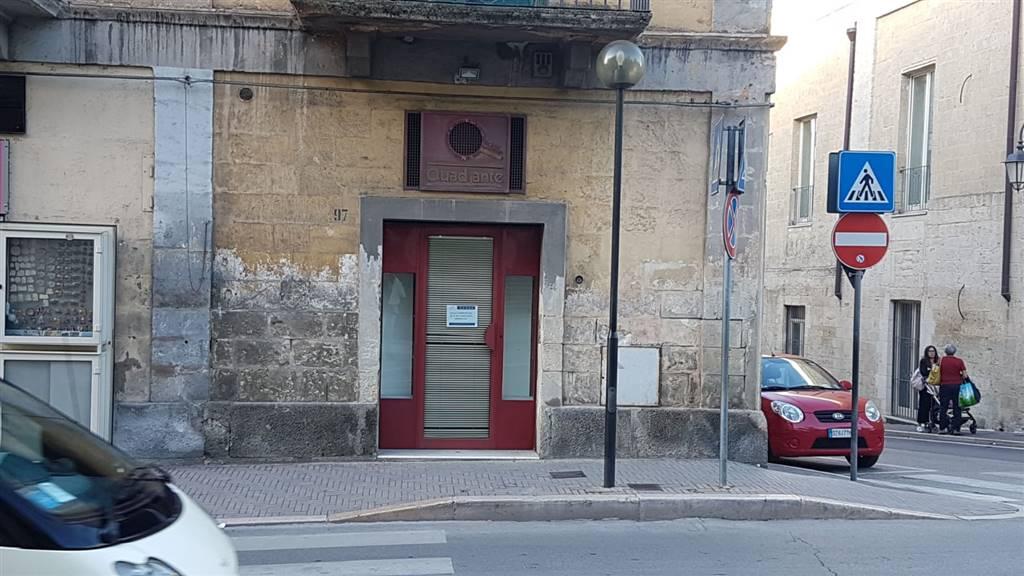 Negozio in Via Lucana  97, Centro Storico, Matera
