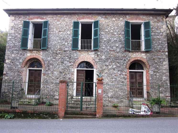 Villa, Pugliola, Lerici, da ristrutturare