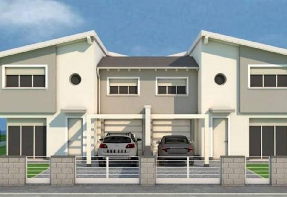 Villa a schiera, Sarzana, in nuova costruzione