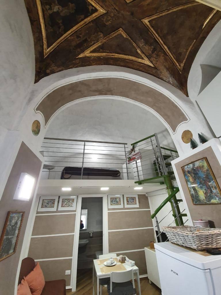 Appartamento in affitto a San Giorgio a Cremano, 1 locali, prezzo € 450   CambioCasa.it