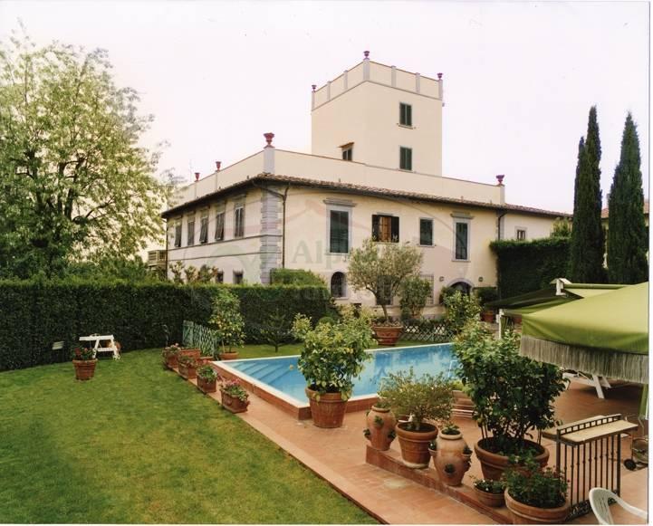 Villa, Ugnano , Mantignano, Firenze, in ottime condizioni