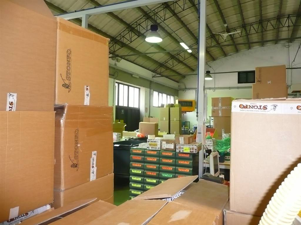 SAN DONNINO, CAMPI BISENZIO, Industrial warehouse for rent of 600 Sq. mt., Excellent Condition, Heating Individual heating system, placed at Ground