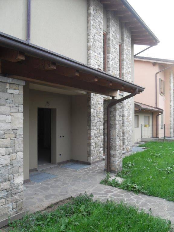 Nuova costruzione in Via San Luca, Capriate San Gervasio
