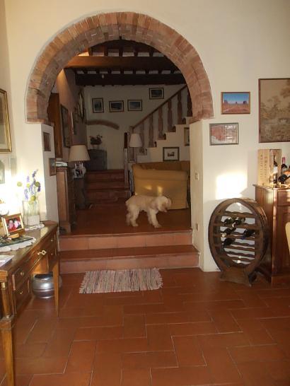 Rustici casali a tavarnelle val di pesa in vendita e for Casali interni