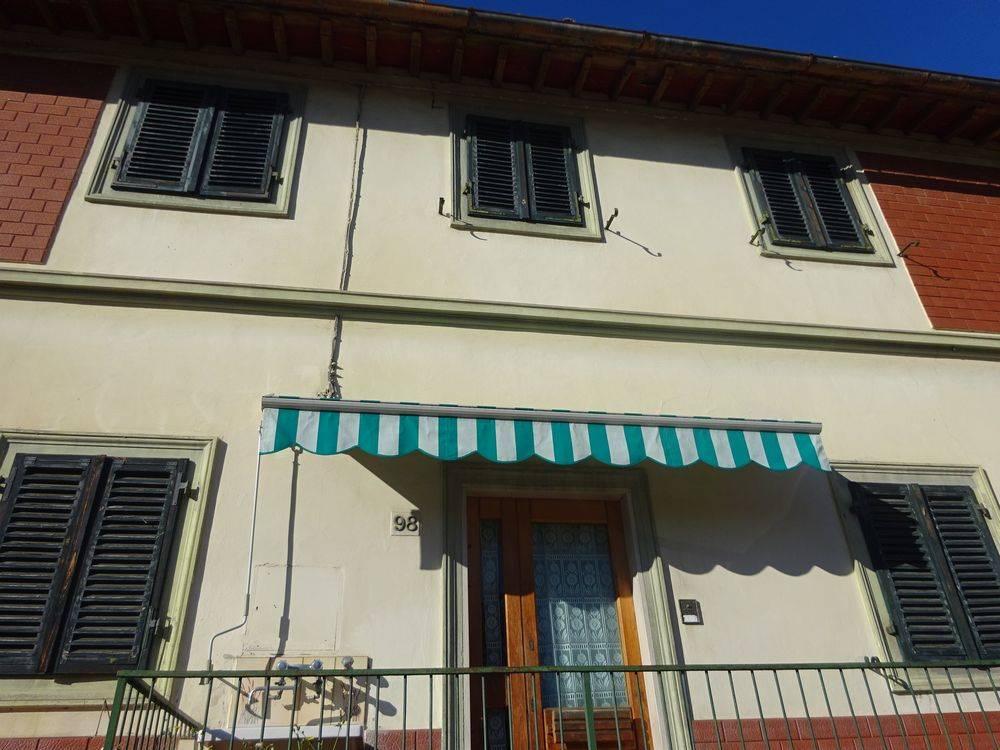 Terratetto, Firenze, da ristrutturare