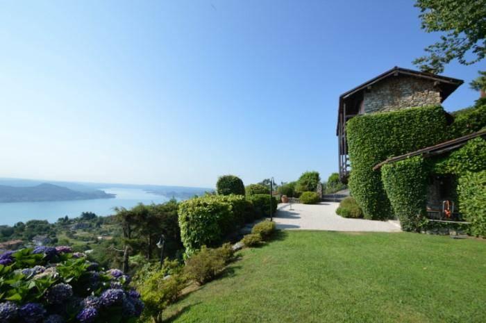 Villa in vendita a Massino Visconti, 5 locali, zona Località: SAN SALVATORE, prezzo € 650.000 | PortaleAgenzieImmobiliari.it