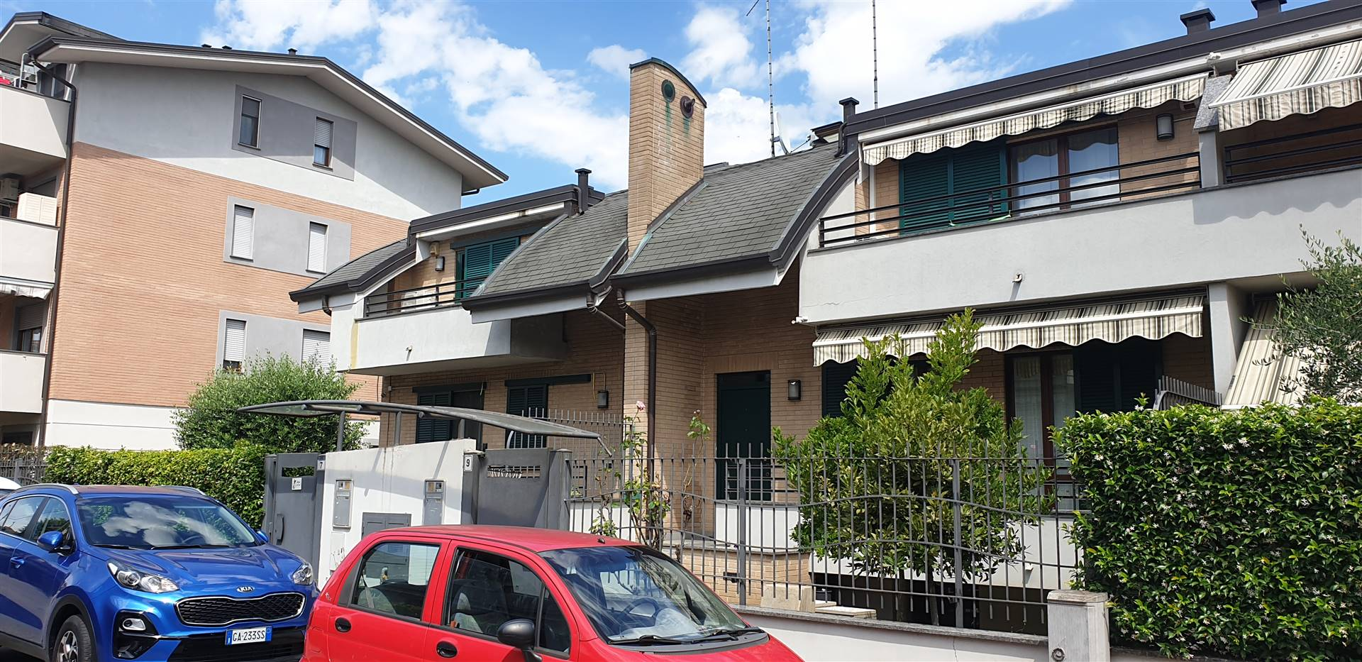 Villa a LIMBIATE