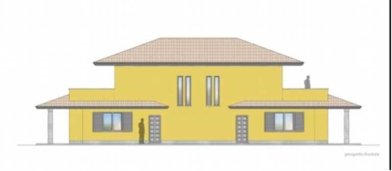 Bifamiliare in Via San Lorenzo, Lazzate
