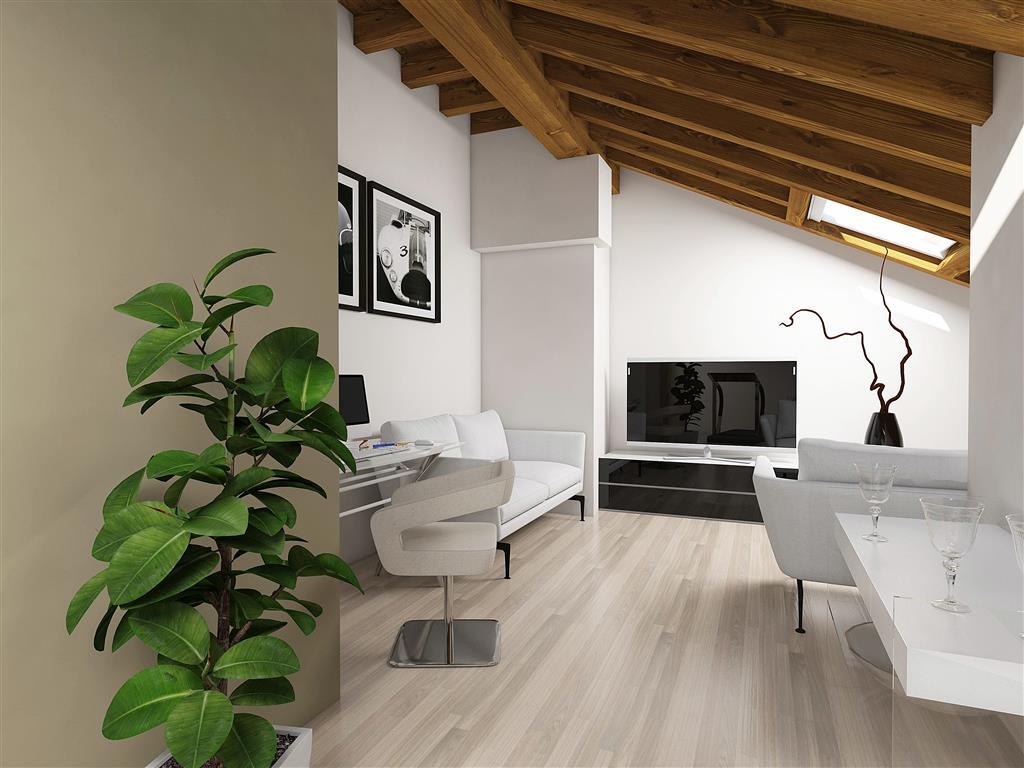 Case a meda in vendita e affitto for Piani loft appartamento