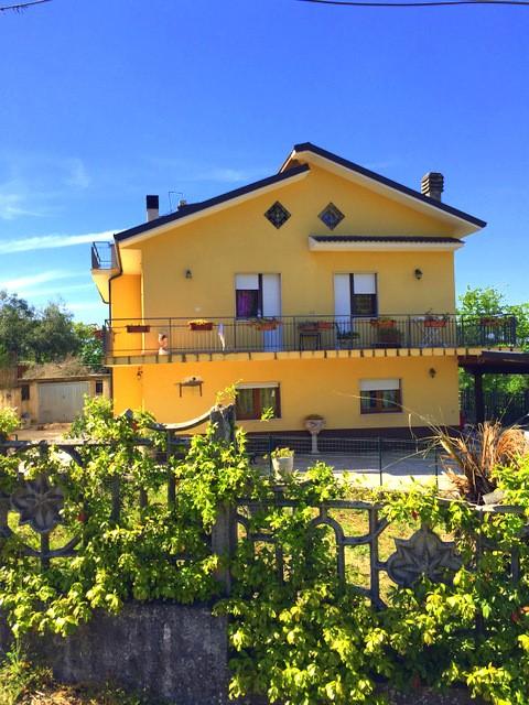 Casa singola in Via Colle Mancino 9, Falvaterra