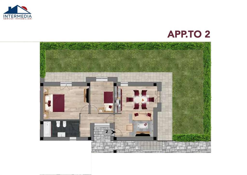 Altro in vendita a Reggio Emilia, 3 locali, zona zio/San Maurizio, prezzo € 175.000   PortaleAgenzieImmobiliari.it