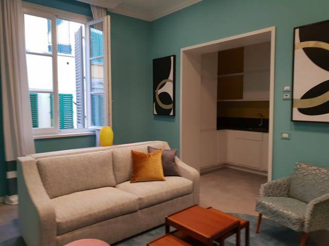 SAN FREDIANO, FIRENZE, Apartment for rent of 55 Sq. mt., Excellent Condition, Heating Centralized, Energetic class: A2, placed at 1°, composed by: 2